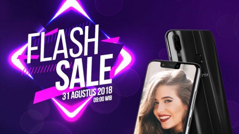 Hari Ini, 5 Ribu Ponsel Infinix Hot S3X Flash Sale di Lazada