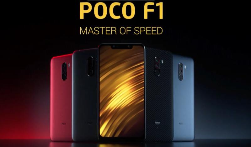 Kamera Pocophone F1 Setara Dengan iPhone 8