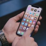 Pengguna iPhone Membersihkan Memori Internal