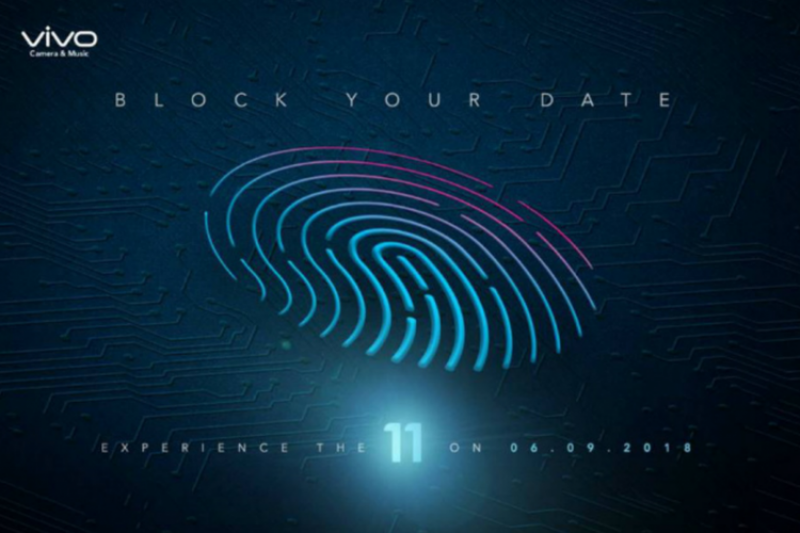 Screen Touch ID: Revolusi Fitur Keamanan Smartphone 2018