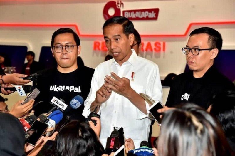"Bertemu Jokowi, CEO Bukalapak Klarifikasi Soal Cuitan R&D dan ""Presiden Baru"""