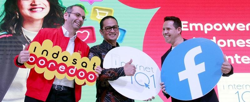 Indosat Bersama Facebook Luncurkan Internet 101