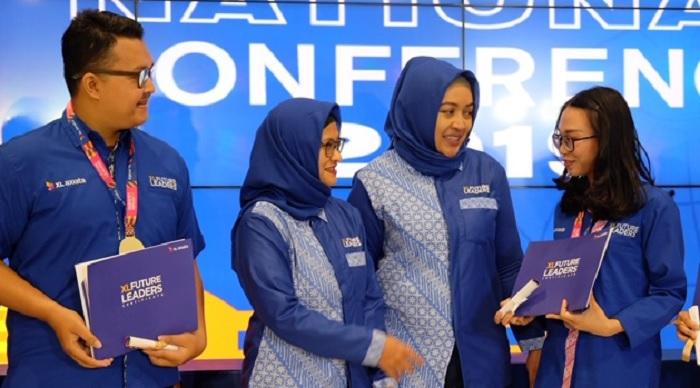 XL Axiata Arahkan Mahasiswa XL Future Leader Tren Industri 4.0