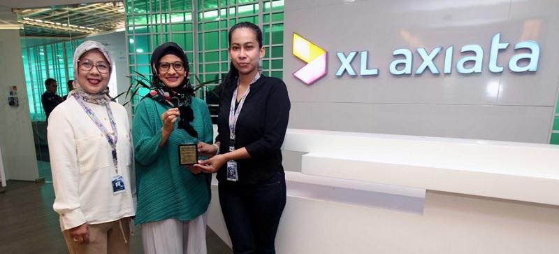 Berita XL: Dian Siswarini, Perempuan Hebat versi Sindo 2019