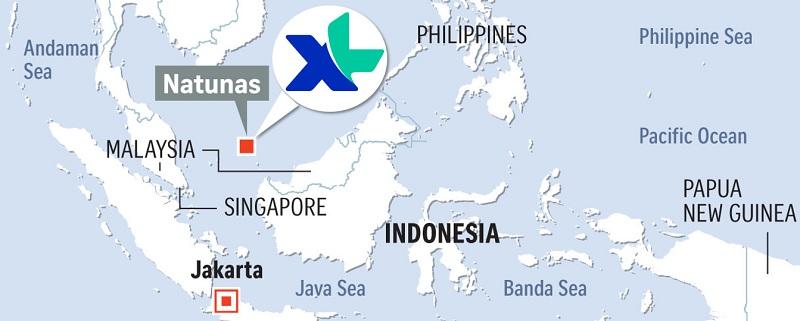 Berita XL: XL Axiata 4G-kan Jaringan di Kepulauan Natuna di Akhir Tahun 2019