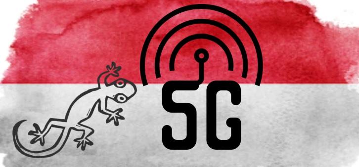 Seluler 5G Indonesia, Sambil Menunggu Bunyi Tokek