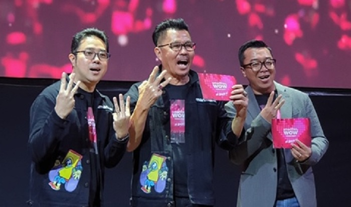 Smartfren WOW Concert 2020 Digelar Pertengahan April
