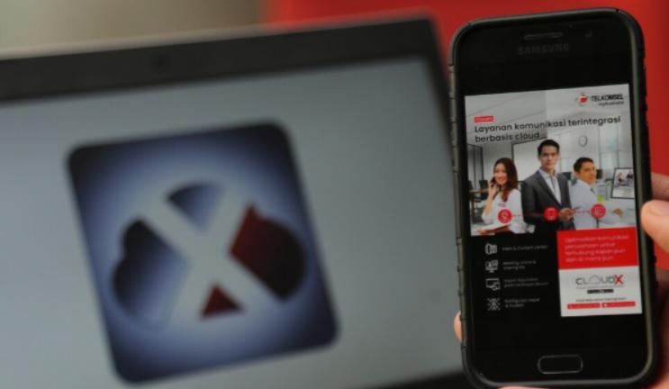 Telkomsel Siapkan Harga Khusus Layanan CloudX