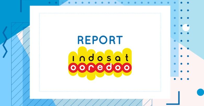 Laporan Kinerja Indosat Ooredoo Kuartal Pertama 2020
