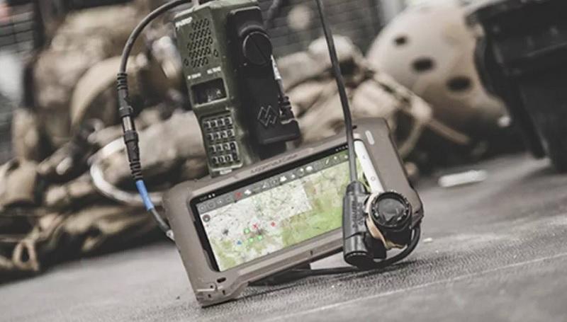 Samsung Galaxy S20 Tactical Edition; Smartphone Operasi Militer
