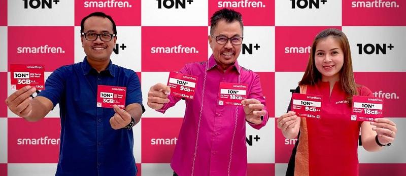 Produk Baru Smartfren Kartu Perdana 1ON+ Banyak Bonusnya