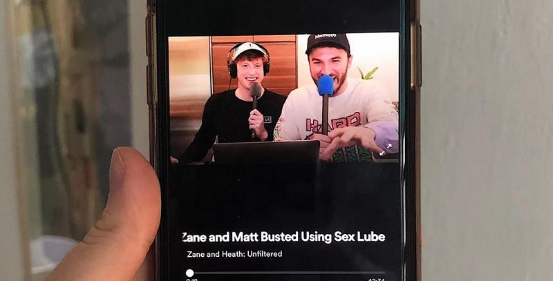 Spotify Sedang Uji Podcast Video