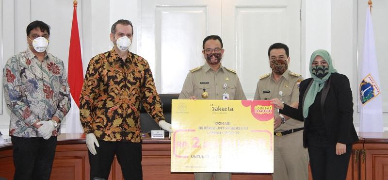 Indosat Ooredoo Dukung Indonesia Menghadapi Pandemi dengan Inovasi Teknologi