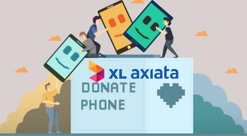 XL Corner: XL Axiata Ajak Anda Donasi Smartphone Layak Pakai