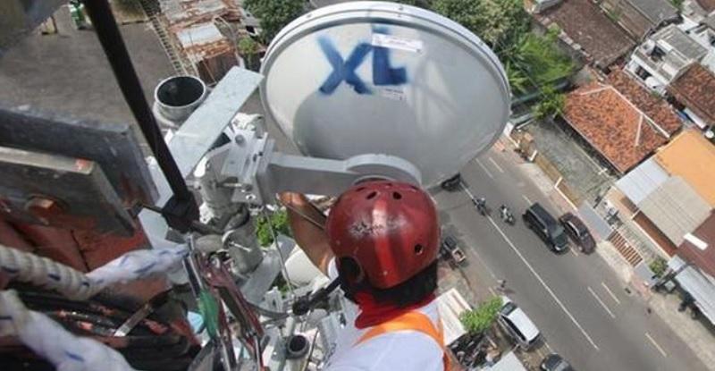 Trafik Jaringan XL Axiata Melonjak Naik Kala Libur Akhir Tahun