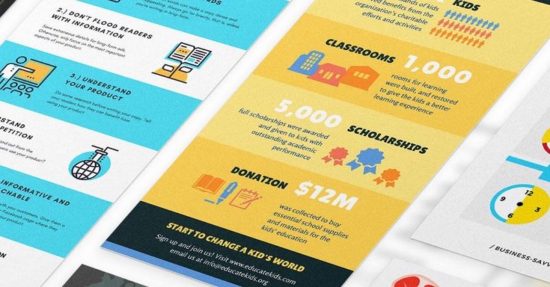 XL Corner: 7 Jurus Dasar Bikin Infografis
