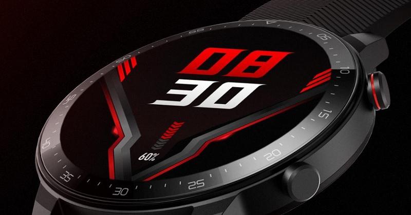 Nubia Siapkan Smartwatch Red Magic Watch