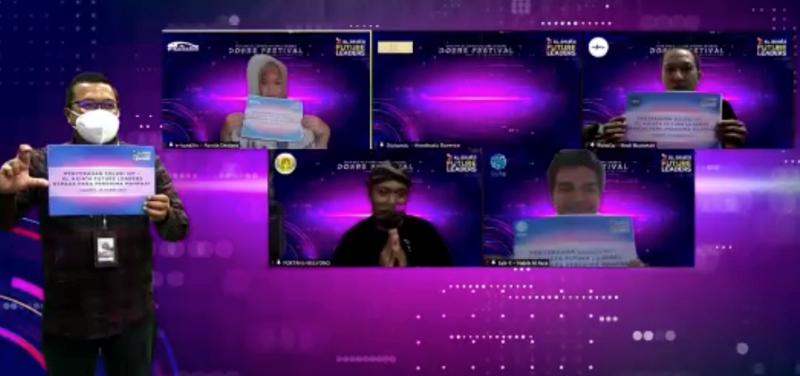 Peserta XLFL Beri Solusi IoT