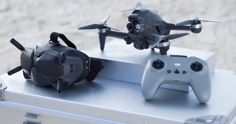 Erajaya Sedia Drone Hybrid DJI FPV Harga Rp 19,9 Juta