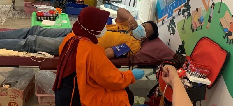 XL Axiata Donasi Plasma Untuk Penderita Covid-19