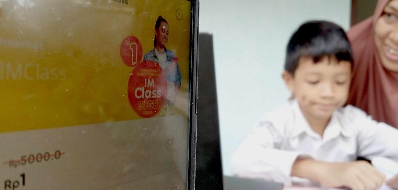 Indosat Ooredoo Lanjutkan Bantuan Kuota Data PJJ