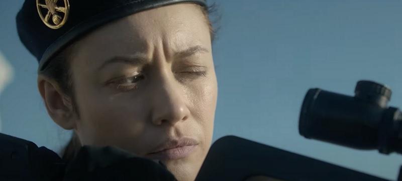 Netflix Club: Sentinelle, Perang Diri Prajurit Wanita Antiteroris