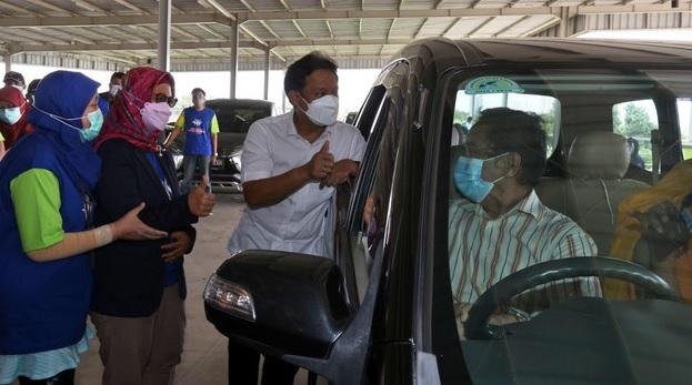 XL Axiata Sponsori Sentra Vaksinasi Indonesia Bangkit