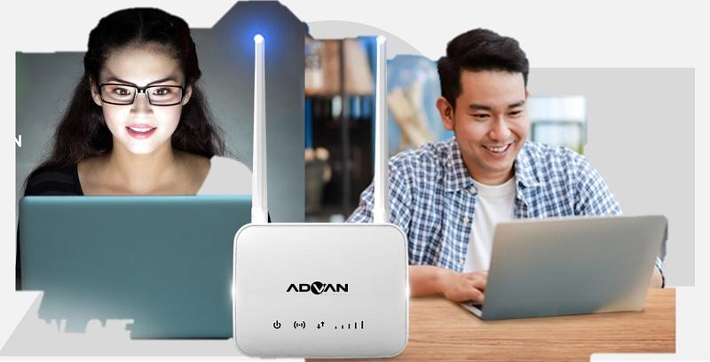 Advan CPE Router Start, Sambungkan 32 Gadget untuk Akses Internet