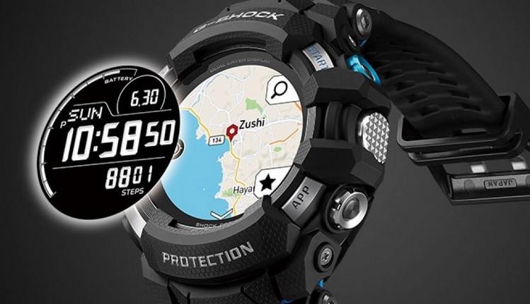 Casio G-Squad Pro, Smartwatch Pertama Keluarga G-Shock