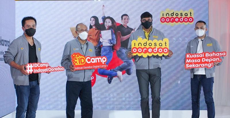 Indosat Ooredoo Gelar Lagi ID Camp