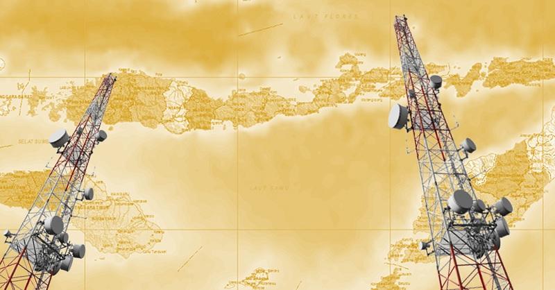 Nusa Tenggara Timur Akan Punya 421 Titik Baru Tower BTS 4G