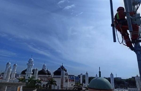 XL Axiata Perkuat Jaringan di  Aceh