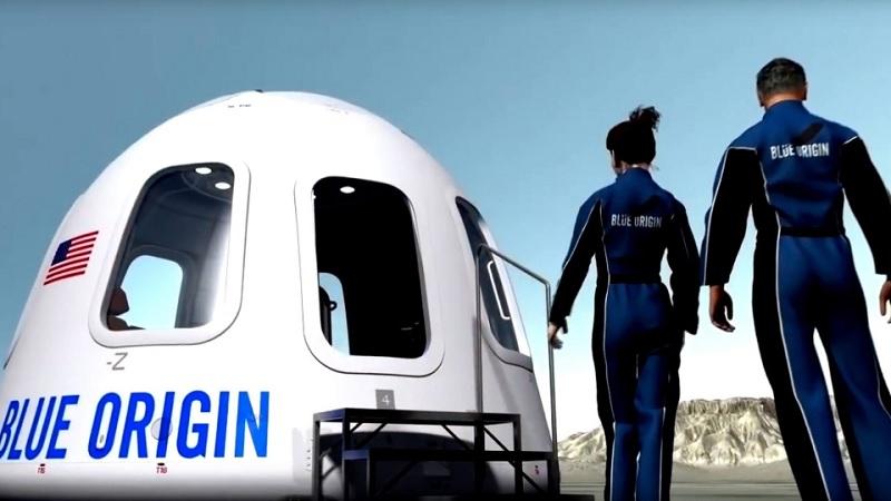 Blue Origin Milik Jeff Bezos Kantungi Sertifikasi FAA