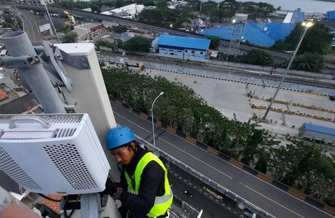 Jaringan XL Axiata Masuk Hingga Pelosok Banten
