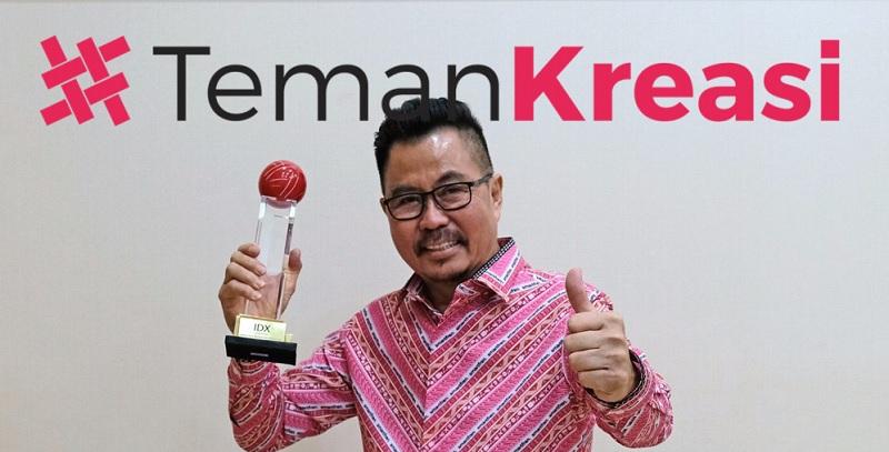 Teman Kreasi Smartfren Diganjar Penghargaan IDX