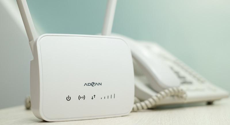 Advan CPE Hybrid Router Bundling Telkomsel Orbit Cuma Rp 699 Ribu