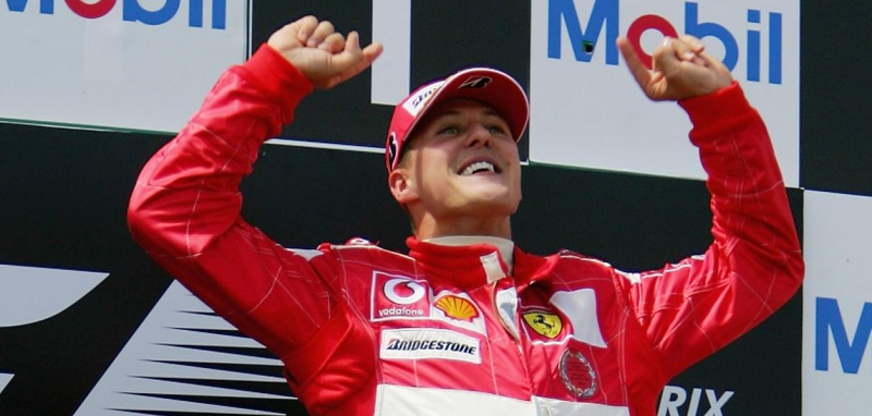 Netflix Film Club: Schumacher,  Pahlawan Jerman, Loyalis Ferrari